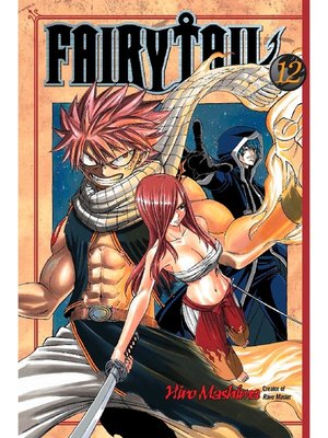 cover image of Fairy Tail, Volume 12